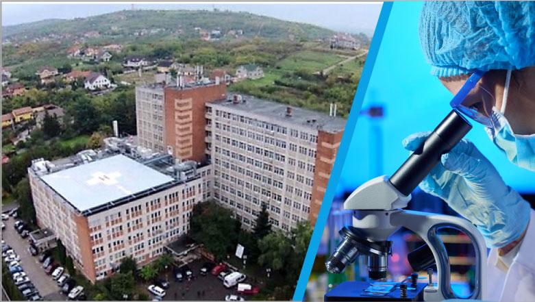 Cel mai modern laborator de analize robotizat din Romania, la Oradea