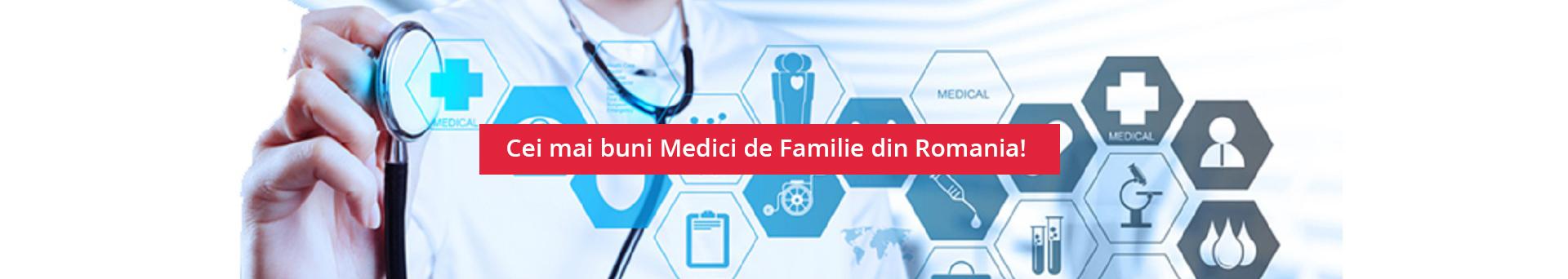 Cei mai buni Medici de Familie din Romania!